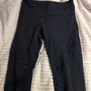 Lululemon Mesh Detail Leggings